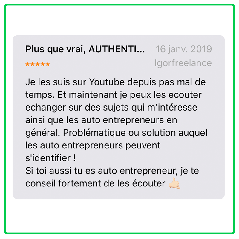 avis-podcast-entrepreneur-authentique-igor